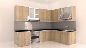 30 Model Kitchen set Dapur Mewah - Ruangan dapur minimalis