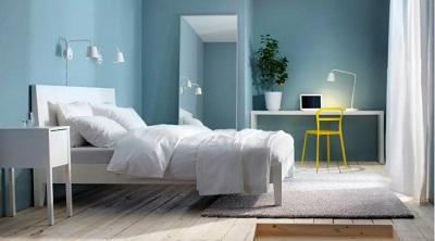 model kamar sederhana