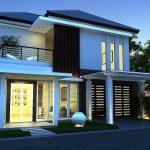 Desain Rumah Minimalis Sederhana yang Modern dan Tak Ketinggalan Zaman