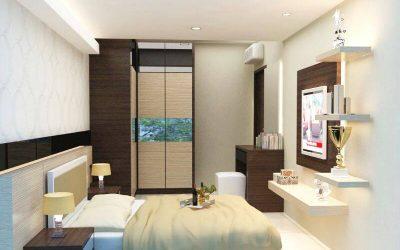 interior apartemen kamar