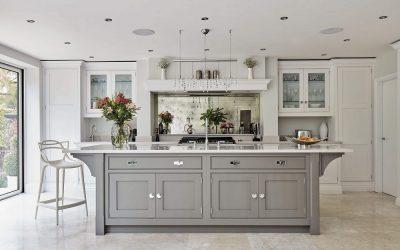 model kitchen set classic & elegan