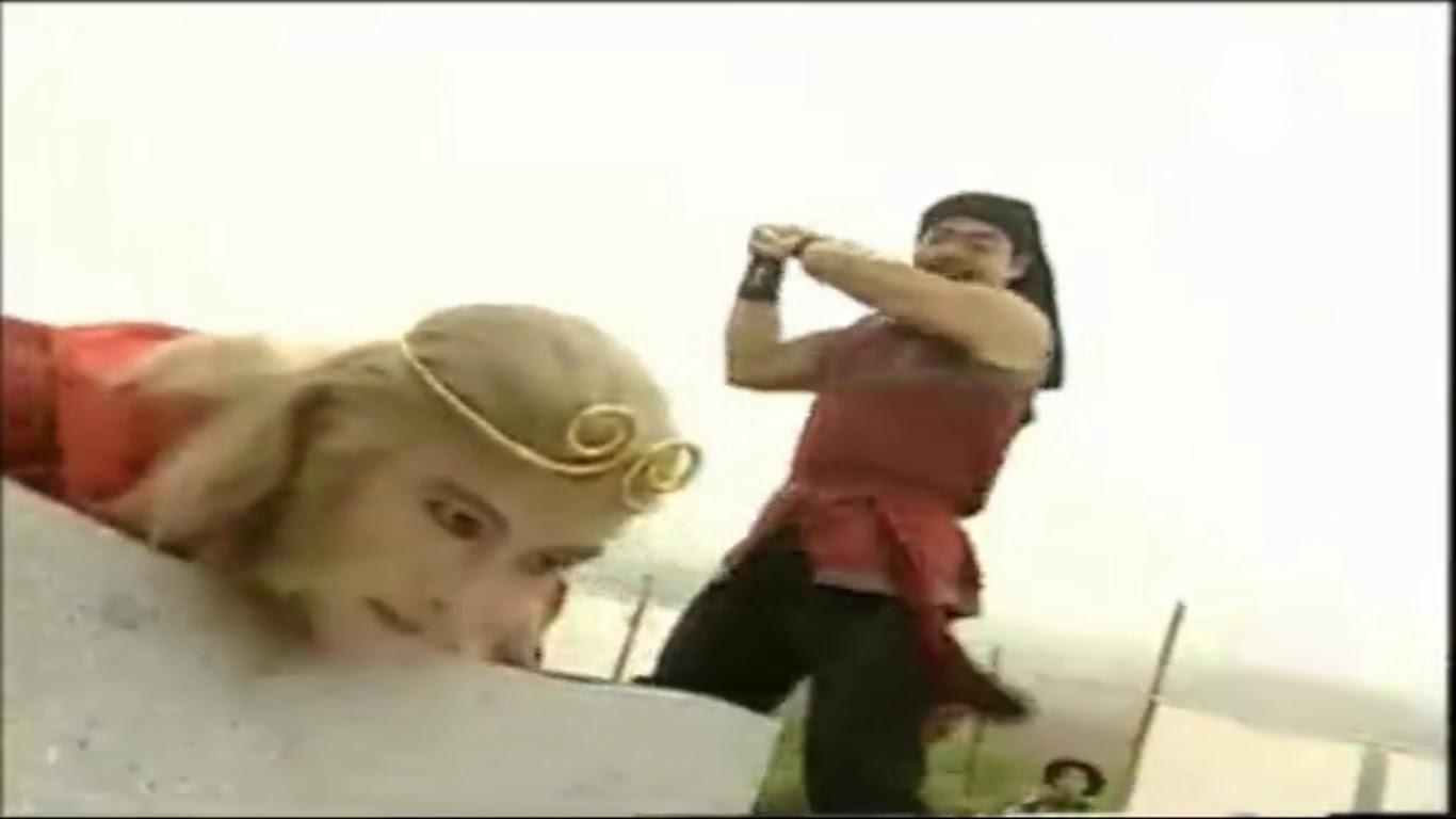 Kera Sakti Episode 18 Bahasa Indonesia ~ Anime Jadul 90an