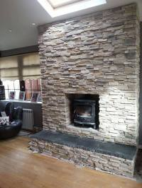 Heat Resistant Tiles For Fireplaces. Natural Stone Outdoor ...