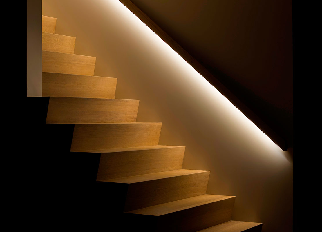 LEDverlichting  Decotrap