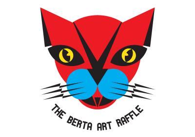 LOGO - THE BERTA ART RAFFLE-2