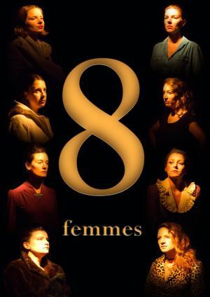 8 femmes affiche decouvrir berlin