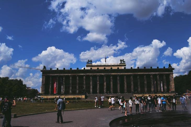 Altes Museum découvrir berlin
