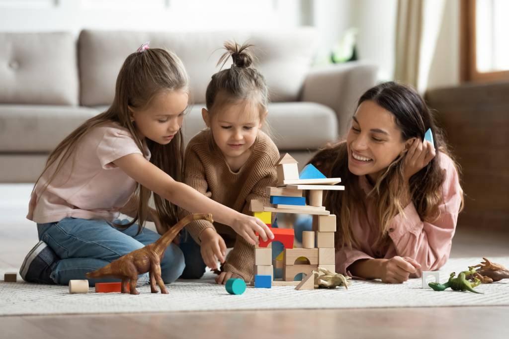 Take training to work in Early Childhood