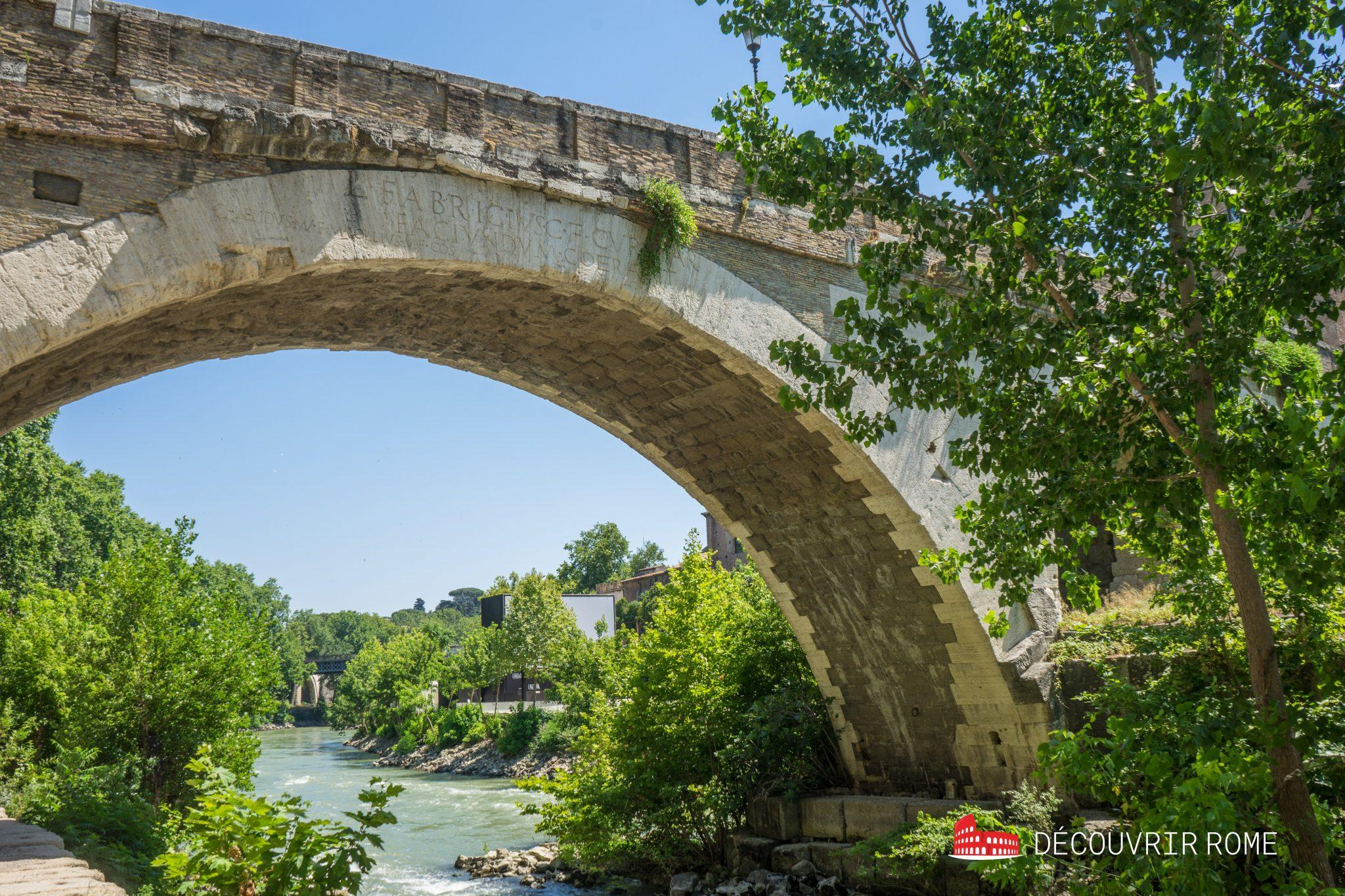Pont ancien Rome