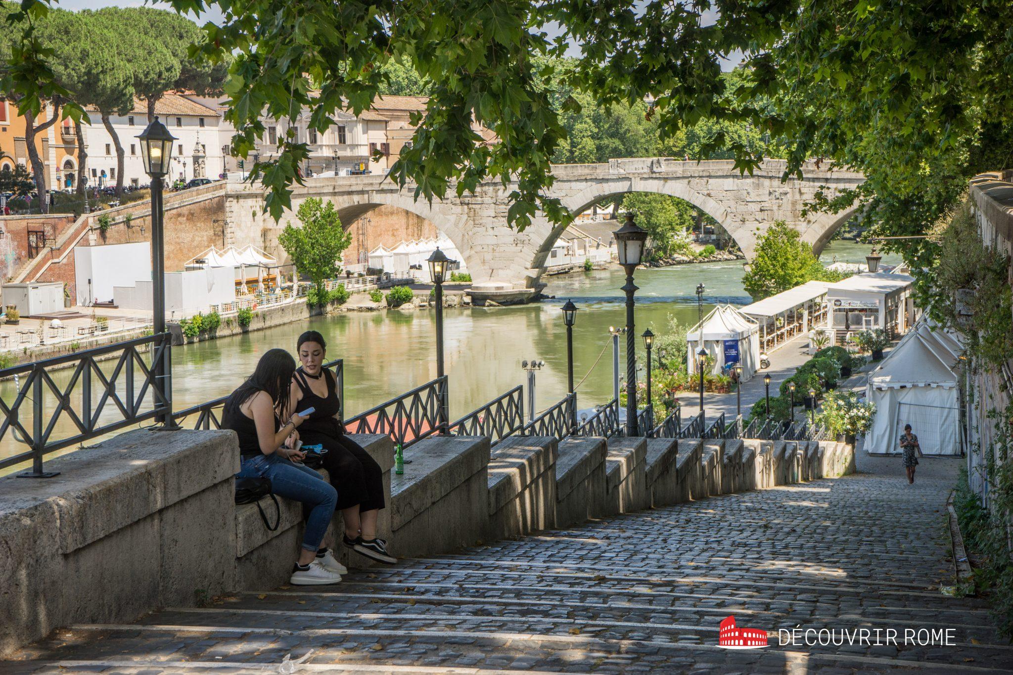 Quais du Tibre Rome