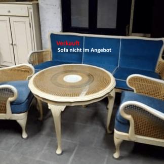 Chippendale Stil Sitzgruppe