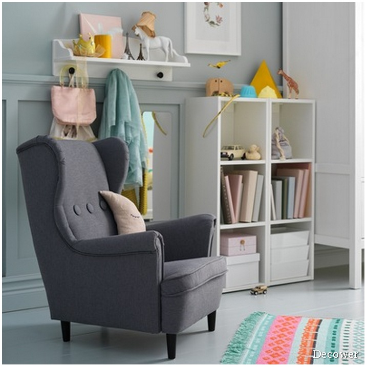 Add Fun To Your Child's Room For Fairy Tales And Relaxation
