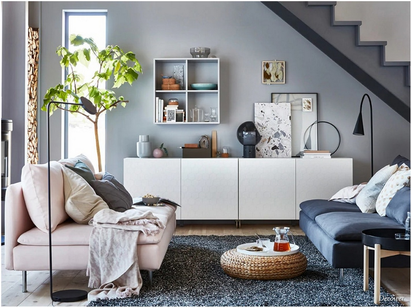 10 Ideas For Decorating Your Living Room and Family Room