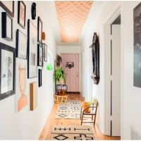Sprucing Up Your Hallway - Have you ever seen this idea?
