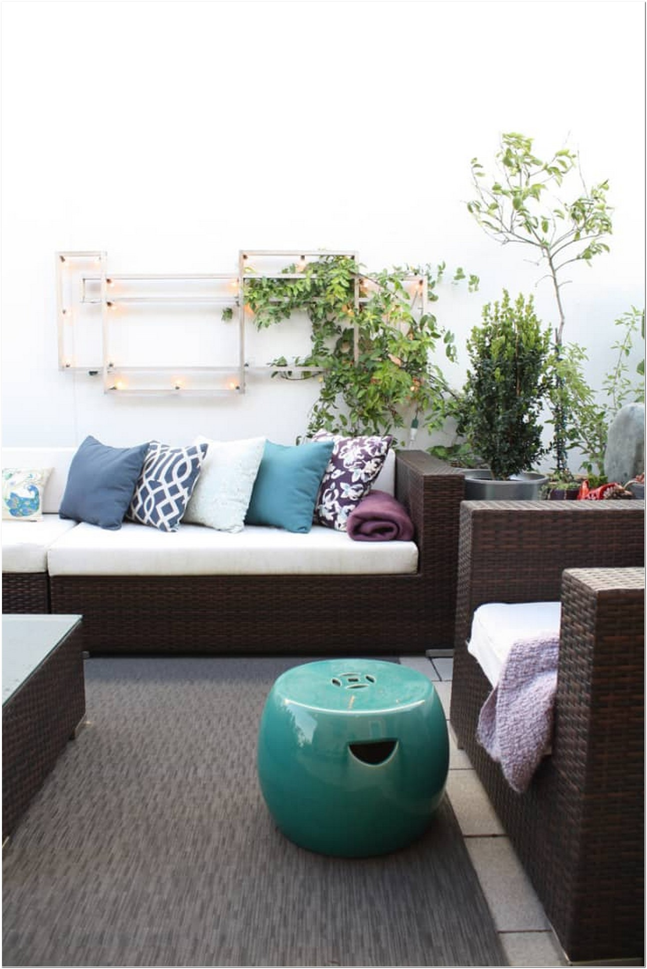 Apartment Patio Ideas To Make Small Space Outdoor Living Captivating