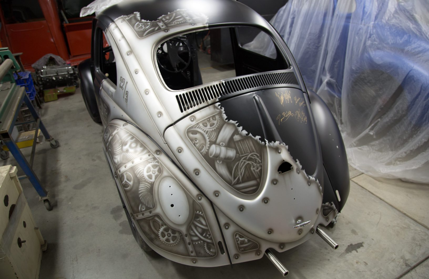 58 beetle decreate