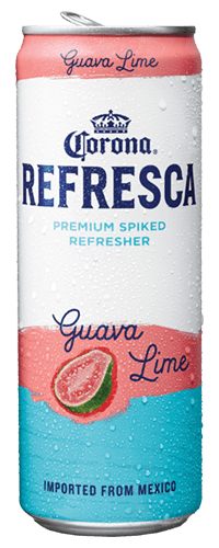 Corona Introduces Flavored 'Refresca' Beverages