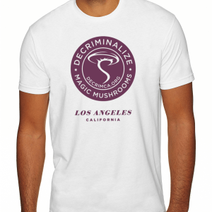 Los Angeles County Decriminalize California T-Shirts