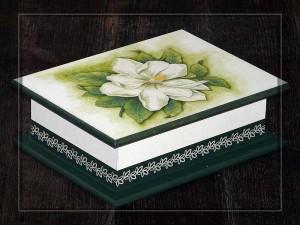 herbaciarka magnolia