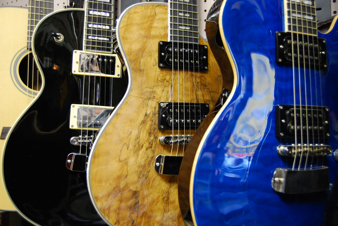 cursos de guitarra electrica gratis