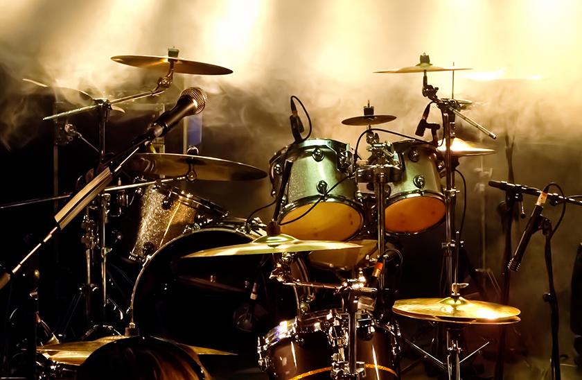 agarre o clips de control bueno para el baterista principiante Accesorios para baquetas f/ácil de pegar