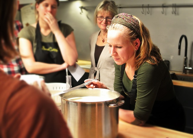 cursos gratis de cocina