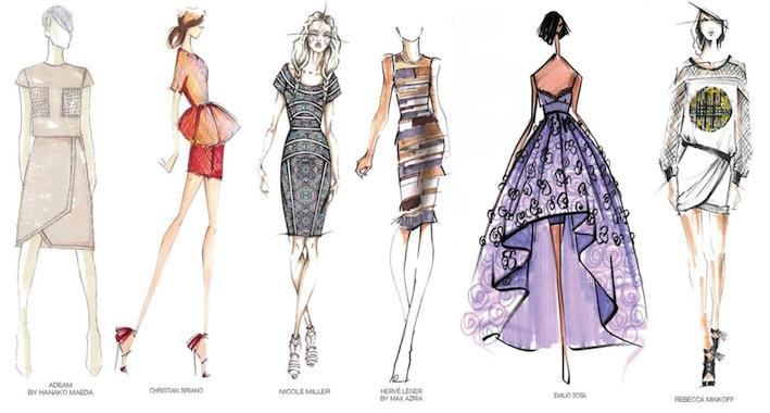 curso de dibujo de diseño de modas libro pdf