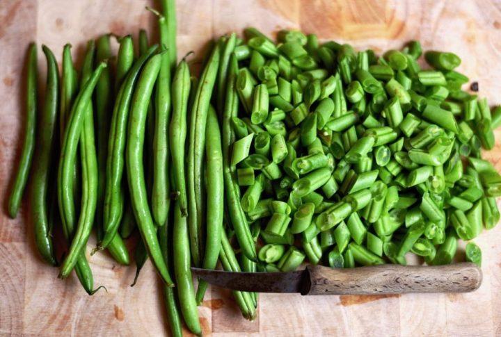 sayuran buncis