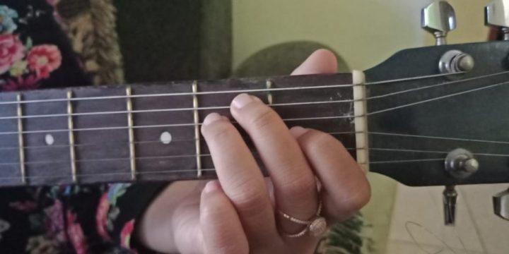chord E