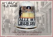 Calle de Libreros