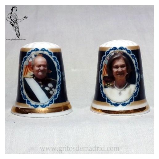 Juan Carlos I y Sofía de Grecia