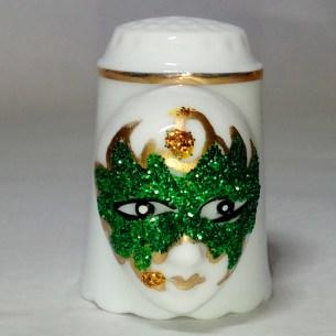 mascara-verde