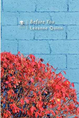 Before You. Leeanne Quinn
