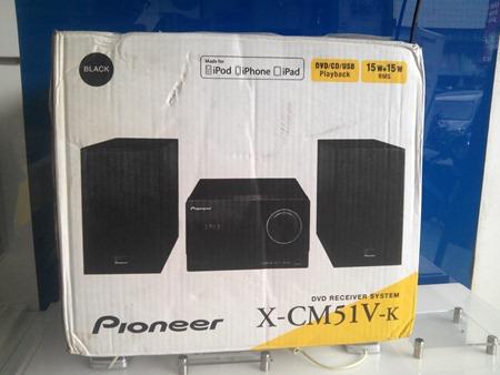 2014405152840 - Pioneer X-CM51V Micro System : Great Sound!