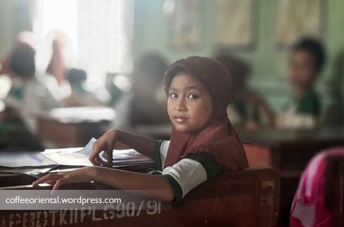 Pesona anak gadis Kampung Al-Munawar