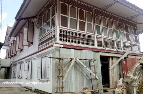firma02 - Telisik Kampung Firma, Perkampungan Rumah Tradisional 4 Ulu Palembang