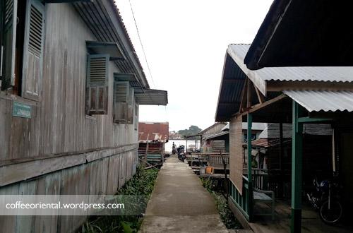 tanggo14 - Telisik Kampung Tangga Raja, Rumah Persembunyian Soekarno Tempo Dulu di 2 Ulu Palembang