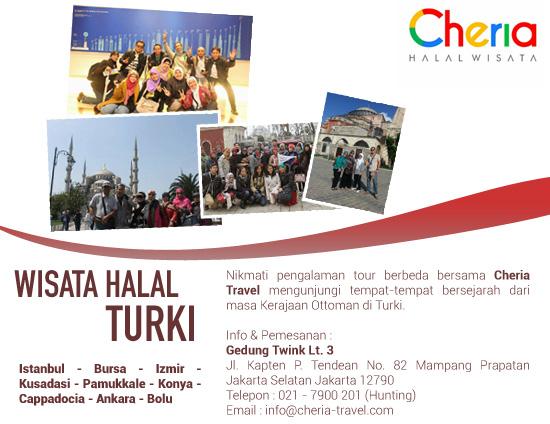 banner - Daftar 10 Tempat Wajib Dikunjungi Bersama Cheria Travel di Turki