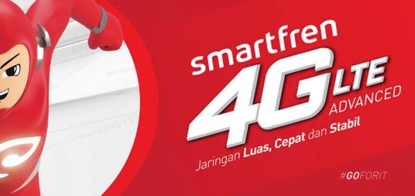 Pakai 4G LTE Smartfren Bikin Komunikasiku Lancar