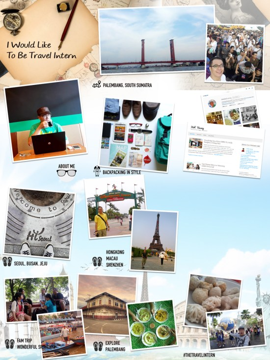 travel 2 - The Travel Intern Project