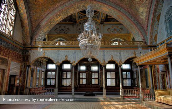 Lokasi syuting serial Ottoman. Very awesome!