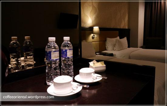 mini bar Hotel Beston Palembang