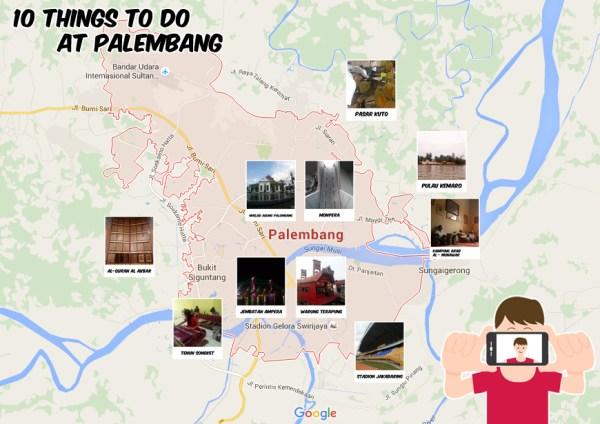 10 Alasan Keliling Palembang Bersama OPPO F1 Plus