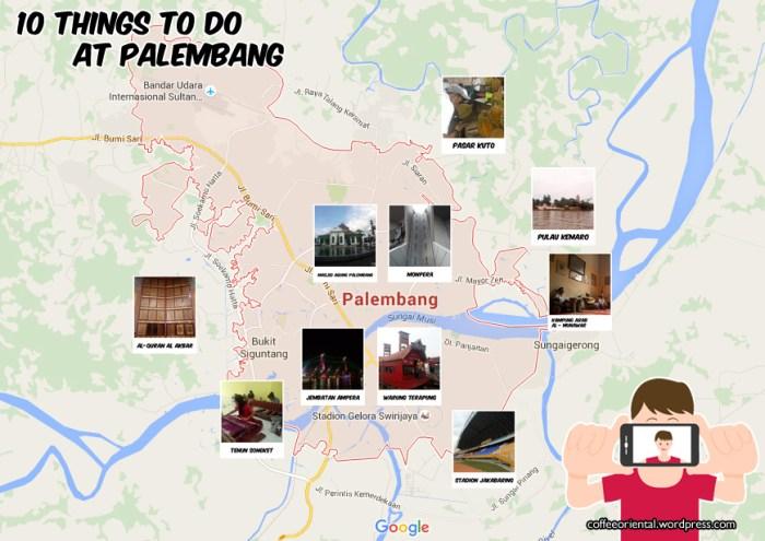 map palembang