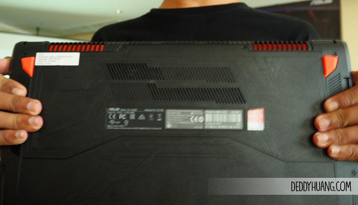 08 - Menjajal Kemampuan ASUS ROG Strix GL502VS, Laptopnya Gamers Sejati!