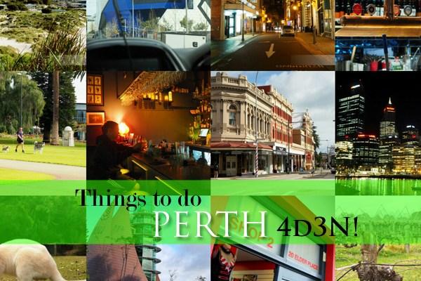 Ngapain Aja Selama 4 Hari 3 Malam di Perth, Australia?