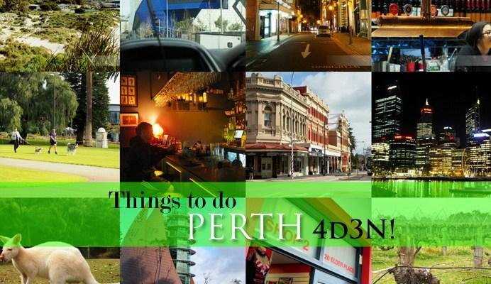 banner perth - Ngapain Aja Selama 4 Hari 3 Malam di Perth, Australia?