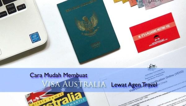 Cara Mudah Membuat Visa Australia Lewat Agen Travel