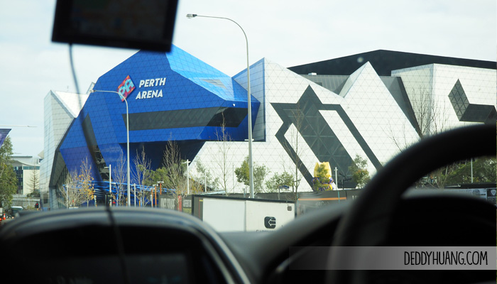 perth arena - Ngapain Aja Selama 4 Hari 3 Malam di Perth, Australia?