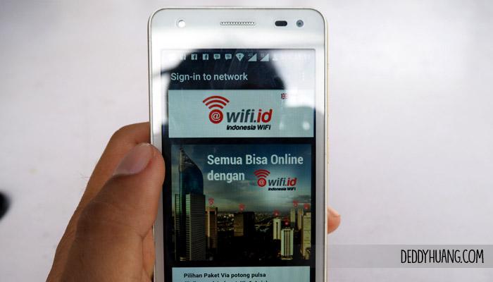 wifi04 - #IndonesiaMakinDigital : Modal 5 Ribu Bisa Internetan Seharian Dengan Wifi ID
